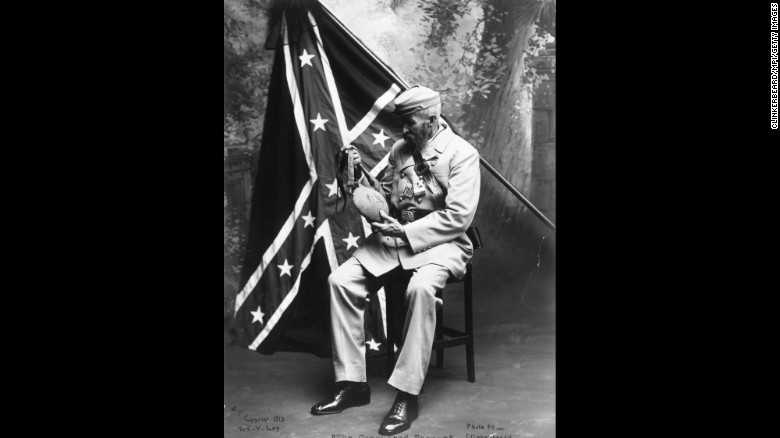 Confederate Battle Flag What It Is And What It Isnt Cnn