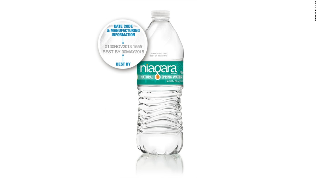 Bottled Water Recalled Due To E Coli Concerns Cnn