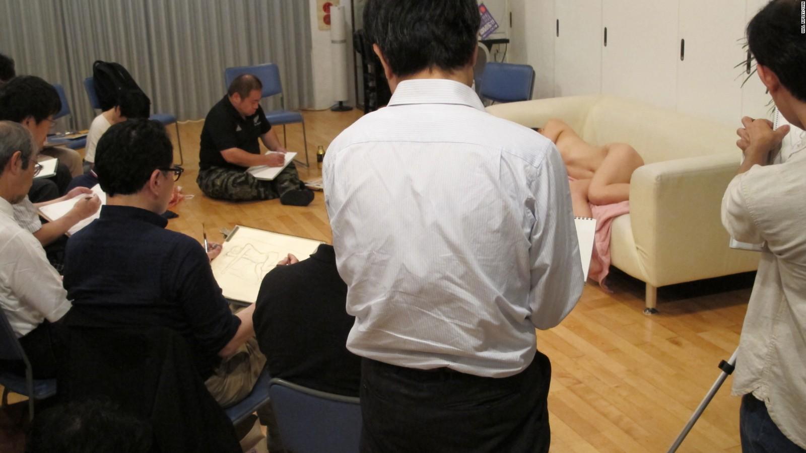 Japanese loosing virginity