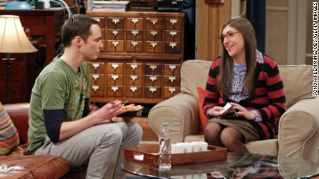 Fa Sheldon dating Penny nella vita reale