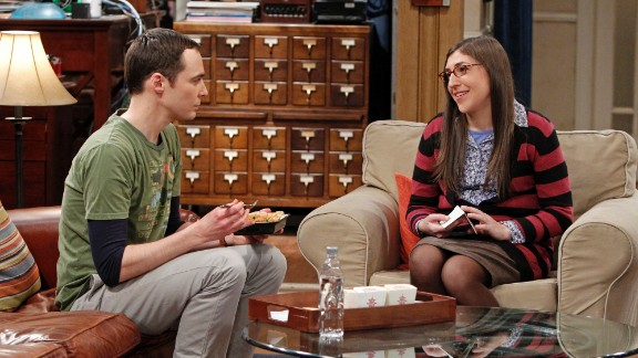 """Jim Parsons and Mayim Bialik's characters, Sheldon and Amy, will finally go all the way on Thursday's episode of """"The Big Bang Theory"""" after many years of dating. Here's a look at who's who in the cast."""