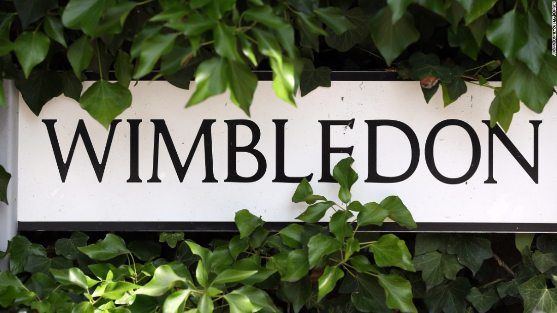 The leafy London suburb of Wimbledon becomes a rental hotspot every British summer.