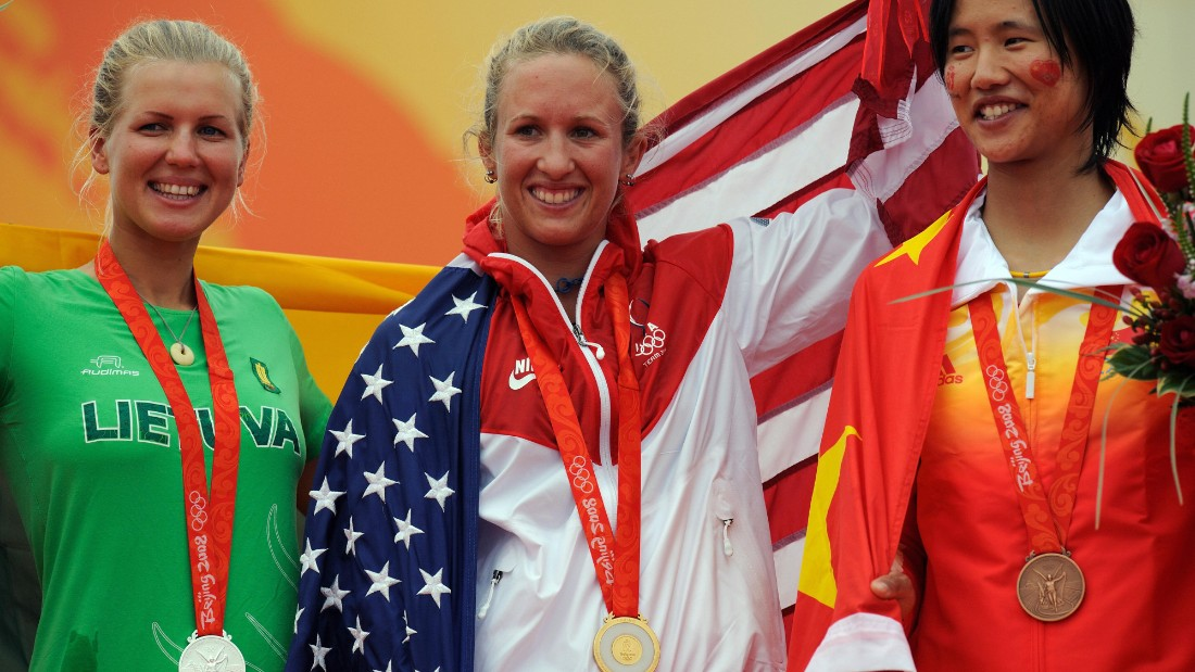 In her previous Olympic foray in Beijing, she won a bronze medal in 2008.