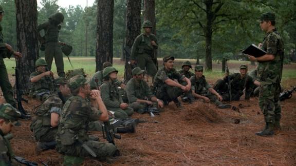Camp Beauregard, in central Louisiana, is named after Confederate Gen. Pierre Gustave Toutant Beauregard.