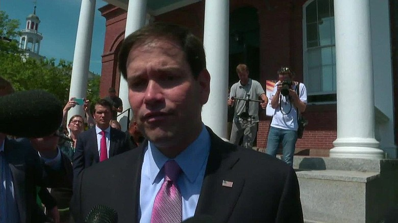 Marco Rubio: Obamacare is bad for America