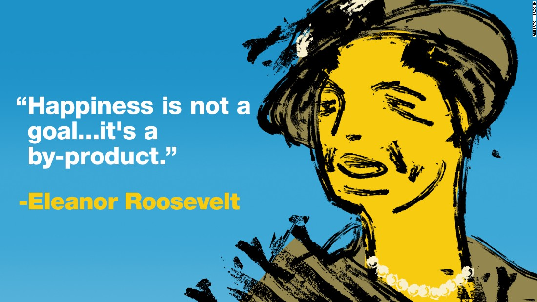 Project Happy quotes roosevelt