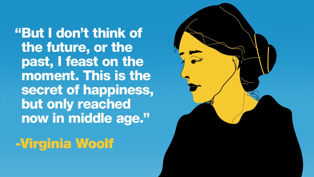 Project Happy quotes woolf