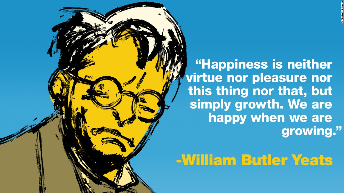 Project Happy quotes yeats