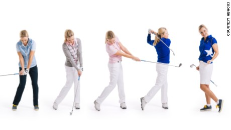 Solheim Cup 2015: Europe's golfers dress to impress - CNN