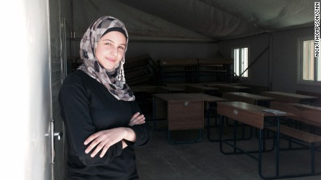 The fight to educate Syria's girls
