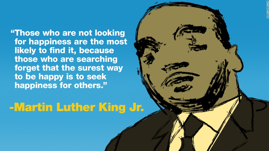 Project Happy quotes MLK Jr final