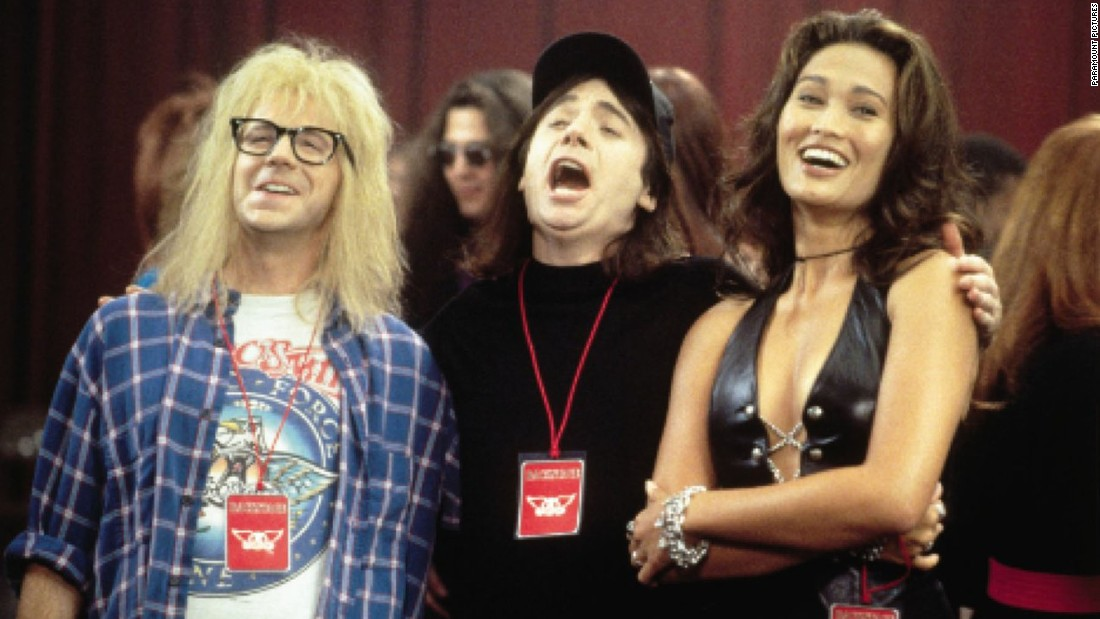 "<strong>""Wayne's World 2"" (1993)</strong>: Party on! Excellent! Mike Myers, Dana Carvey  and Tia Carrere bring the funny in this sequel. <strong>(Amazon Prime) </strong>"