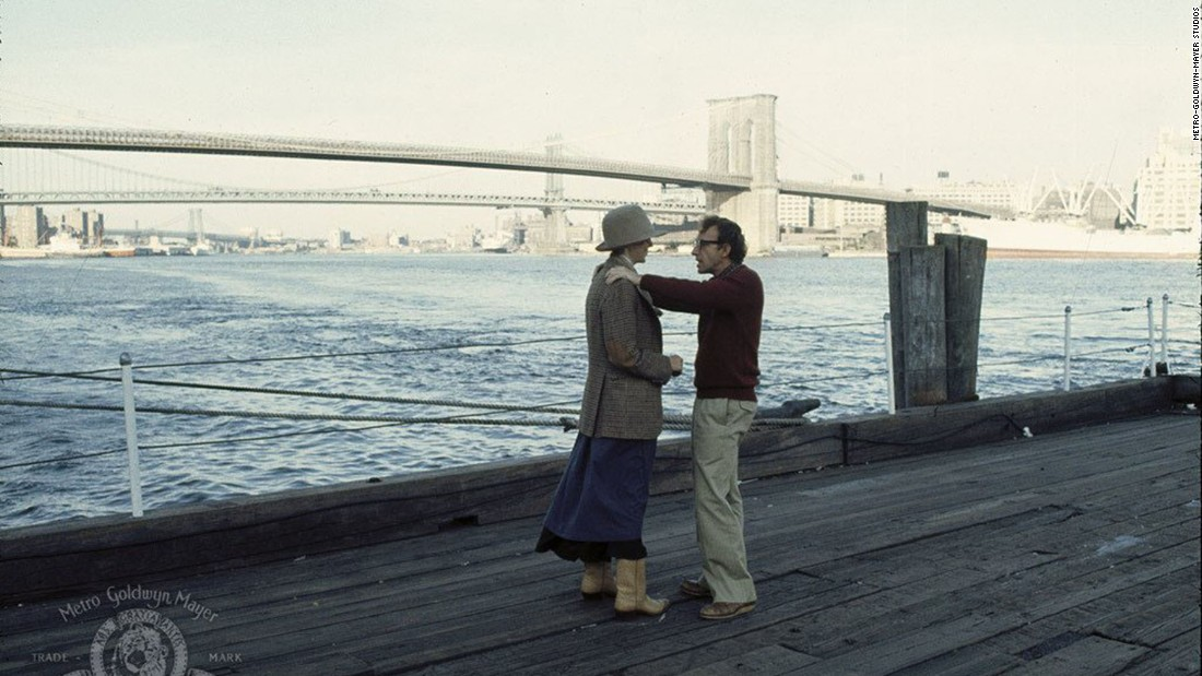 "<strong>""Annie Hall"" (1977)</strong>: Director Woody Allen wrote this part for then-girlfriend Diane Keaton in a film about a man trying to sort through his relationship with the quirky Annie. <strong>(Hulu) </strong>"