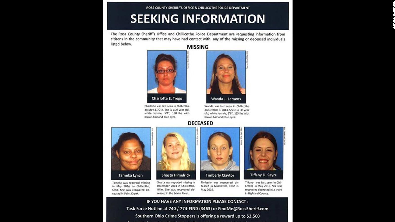 Ohio women's deaths spark talk of serial killer - CNN
