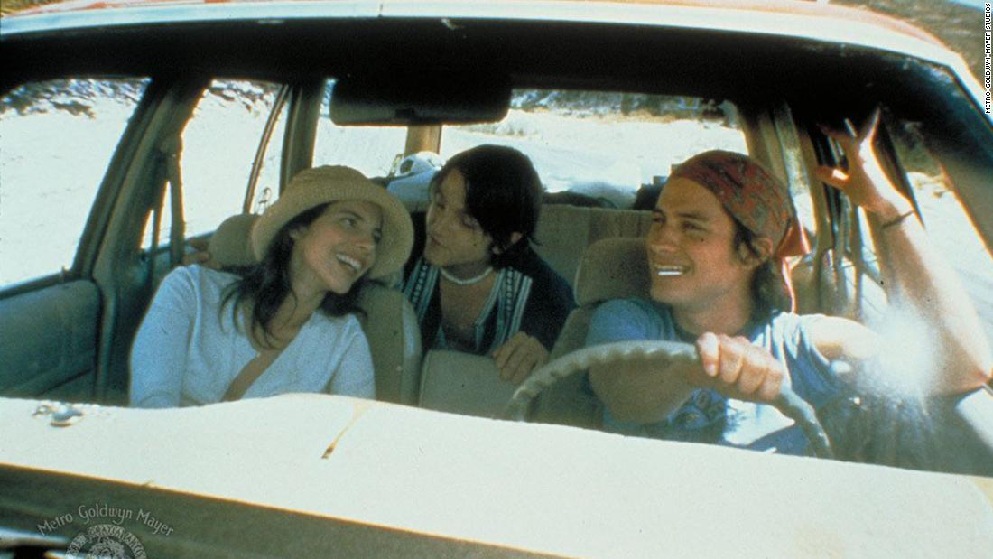 "<strong>""Y Tu Mamá También"" (2001)</strong>: A pair of teenage boys and an  older woman embark on a road trip in Mexico in this film directed by Alfonso Cuarón. <strong>(Hulu) </strong>"