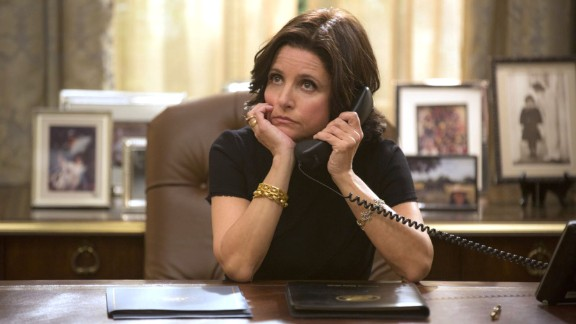 Julia Louis-Dreyfus stars in HBO