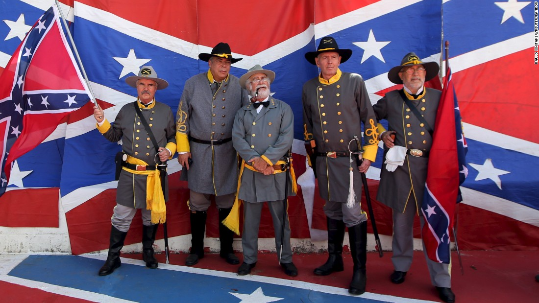 "Every year members of the Fraternity of American Descendants in Santa Barbara d'Oeste, Brazil, throw a ""Confederate Party,"" a party to celebrate their ancestors and their migration to Brazil after the U.S. Civil War."