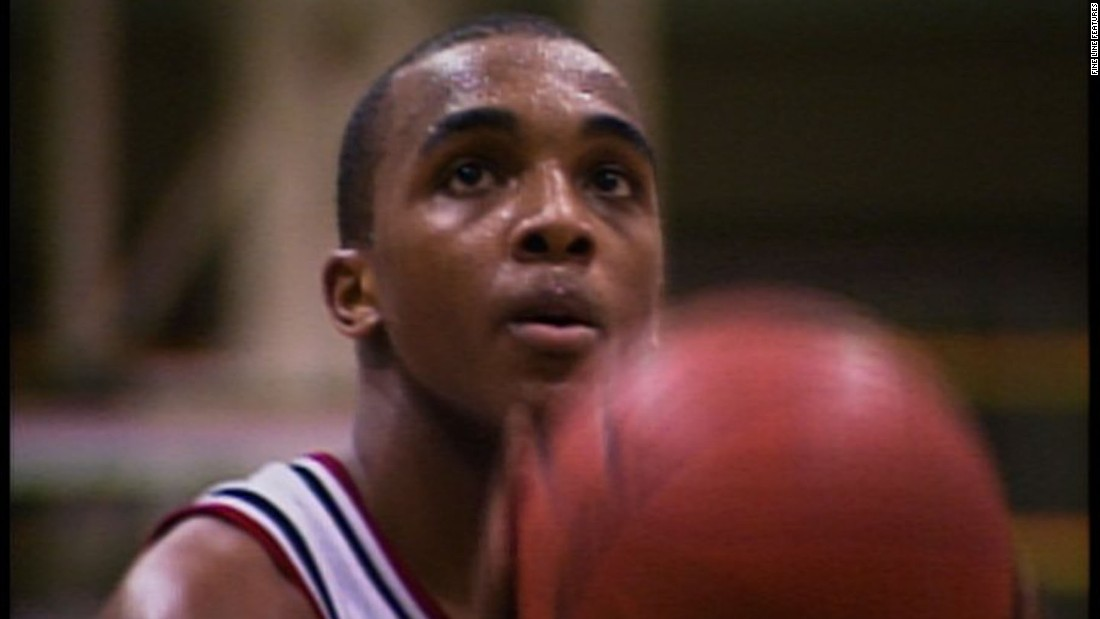 "<strong>""Hoop Dreams"" (1994)</strong>: Two young men are followed through their entire high-school basketball careers as they face obstacles on their way to getting recruited for college. <strong>(Fandor) </strong>"