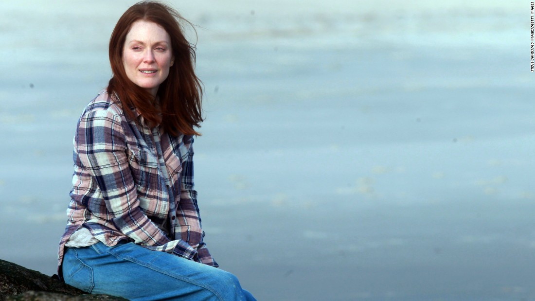 "Julianne Moore had been nominated for an Academy Award three times before winning in 2015 for ""Still Alice."""