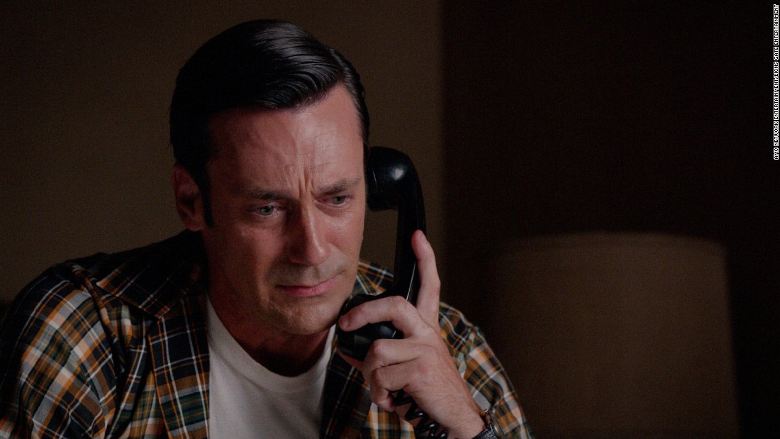 "Despite his turn as the focal point of the critically acclaimed series ""Mad Men,"" which ended its run this year, Jon Hamm has not won an Emmy for the role, though he was nominated every year. There's still a chance the streak could end. Emmy nominations for this year come out July 16."