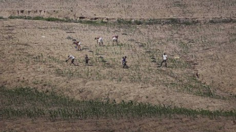 North Korea's historic drought expected to cause famine, U.N. says