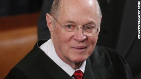 Justice Kennedy opts for a liberal legacy