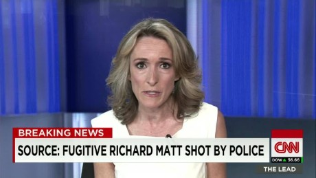 exp Source: Fugitive Richard Matt Shot by Police_00002001