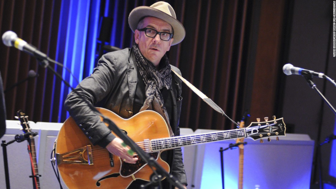 "In the decades after Live Aid, Elvis Costello joined the ranks of the<a href=""https://rockhall.com/inductees/elvis-costello-the-attractions/"" target=""_blank""> Rock and Roll Hall of Fame</a>, and in <a href=""http://news.bbc.co.uk/1/hi/entertainment/6164859.stm"" target=""_blank"">2003, married jazz singer Diana Krall</a>."