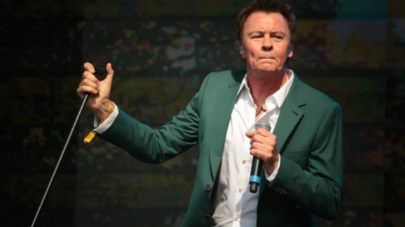 """""""Everytime You Go Away"""" and """"Come Back and Stay"""" were part of Paul Young's Live Aid set. His career has produced an eclectic mix of soul songs, Tex-Mex and swing band music. Here he performs in London in 2013."""