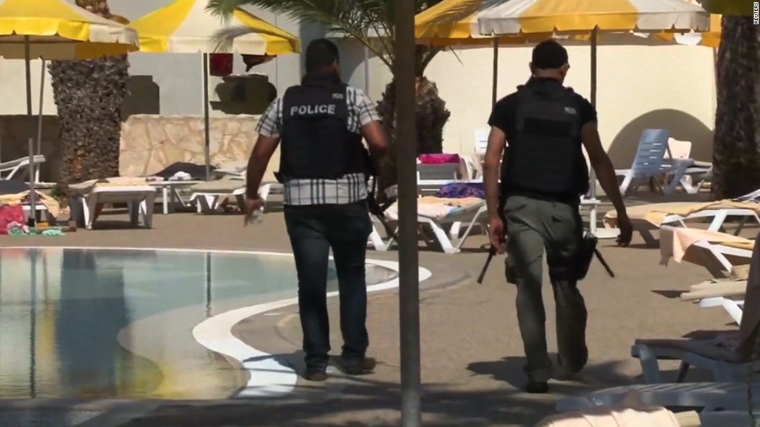 Terror attacks on 3 continents; ISIS claims responsibility in Tunisia, Kuwait