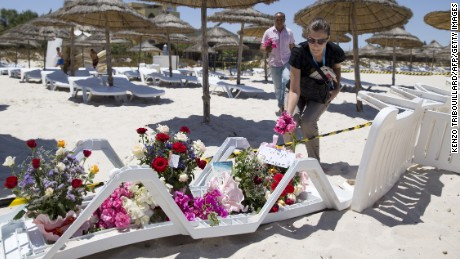 Terrorist attack in Tunisia