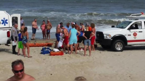 What S Behind Increase In Shark Attacks Off Carolinas Cnn