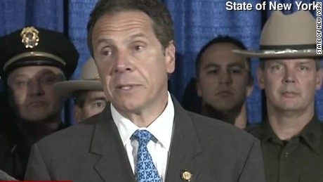 Cuomo: 'The nightmare is finally over'