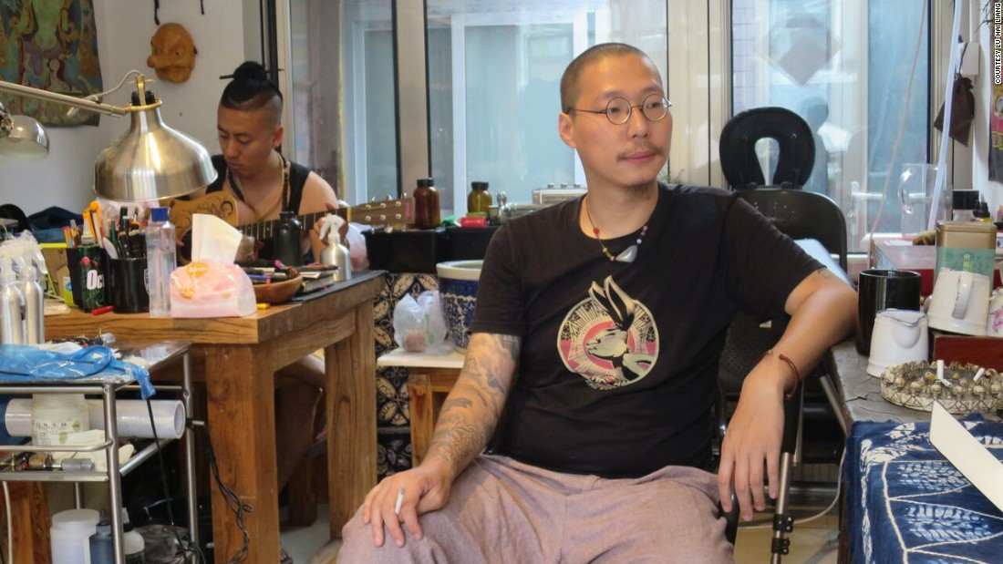 For Chinese, tattoos no longer taboo - CNN Style