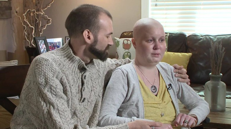 Couple battling rare cancers: Mom loses fight