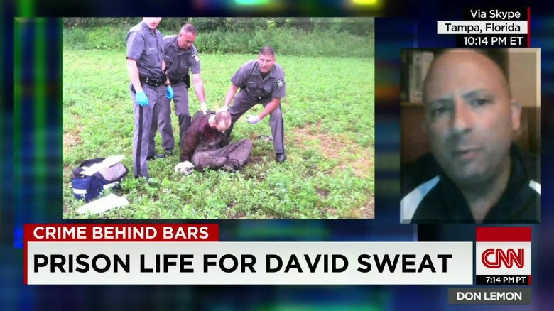 What will prison be like for captured convict David Sweat?