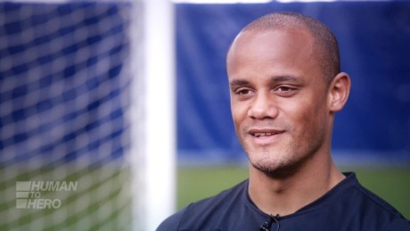 'King Kompany' at the top of the beautiful game