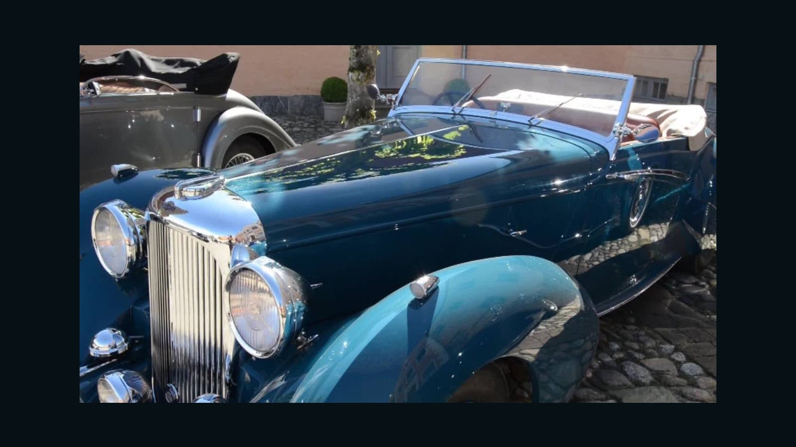 Millionaire puts beautiful car collection up for sale - CNN Video