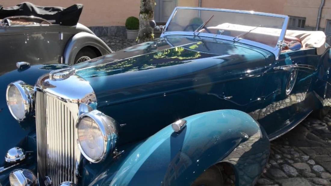 Steve McQueen\'s famous car found? - CNN Video