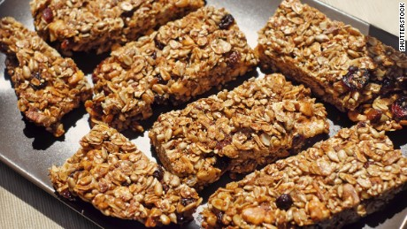 Are energy bars healthy?