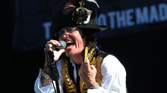 Adam Ant's success cooled somewhat in the wake of Live Aid. During the 1980s and '90s, he scored various roles in TV and films. In 2012, the singer, born Stuart Goddard, told The Mirror he was launching a comeback after battling bipolar disorder. Lately he's been performing, while amusing the press with his opinions on digital technology and the recording industry.