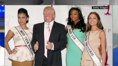 Fmr. Miss USA: Trump wasn't talking about Mexicans