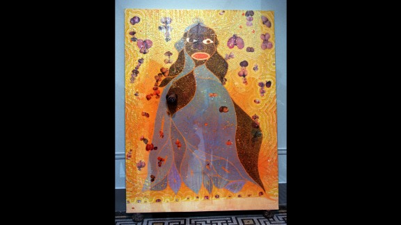 June 2015 has been a big month for art auctioneers. Artist Chris Ofili