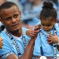 vincent kompany wife daughter