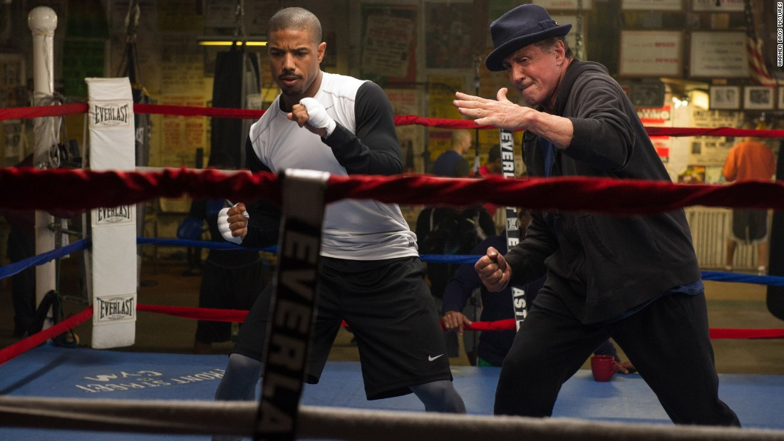 "<strong>""Creed""</strong>:<strong> </strong>A new chapter in the ""Rocky"" saga begins November 25."