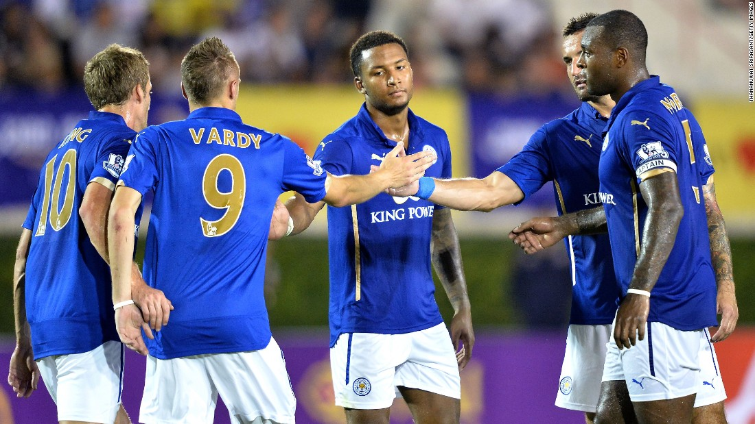 Leicester, which is backed by Thai owners, caused embarrassment during its tour to the country. Three players were involved in a sex tape scandal and later released from their contracts.