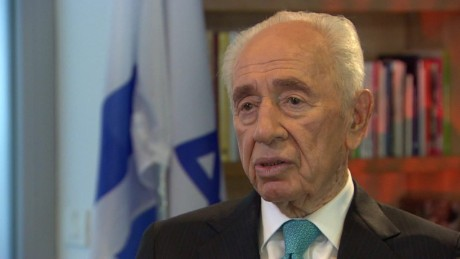 Shimon Peres Fast Facts