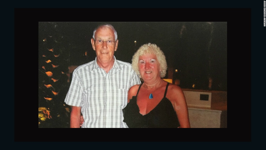 "Bruce Wilkinson, 72, from East Yorkshire, also died in the attack. In a statement, his family said he was a ""kind and compassionate man with a dry sense of humor"" and ""a devoted husband, father and grandfather."""