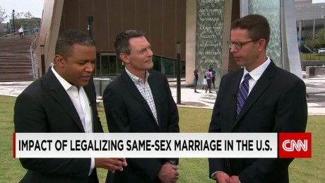 Same-sex marriage and the changing American landscape