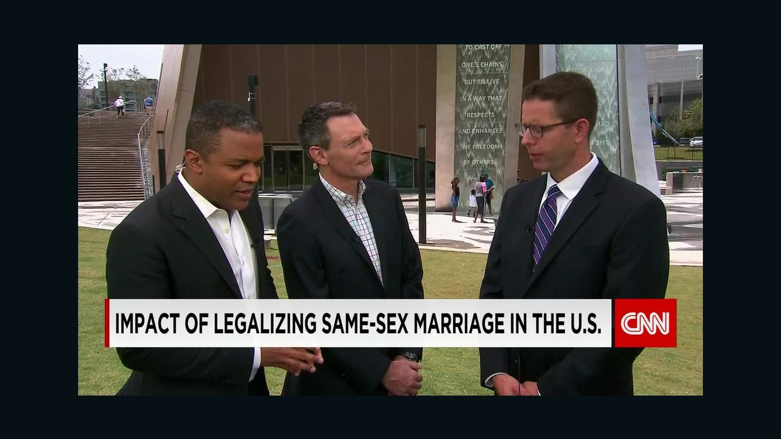 from Lee impact of gay marriage